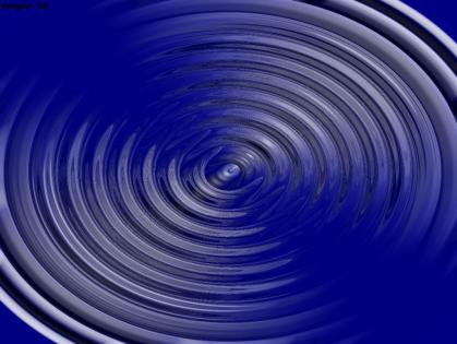 rippled