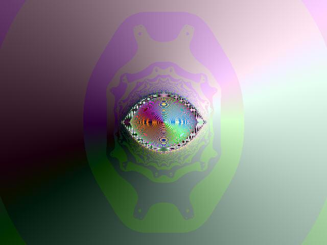 buddha-eye-modern-art-work