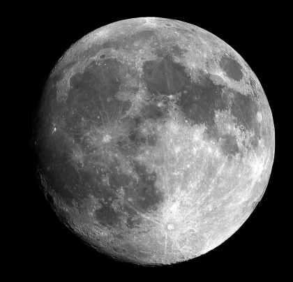 sky space moon astronomy